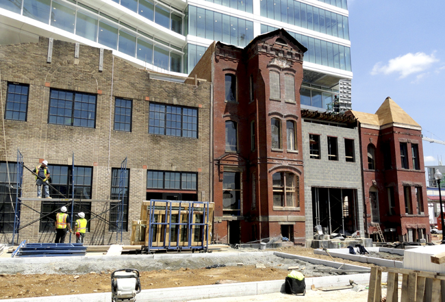 Historic Building Relocation