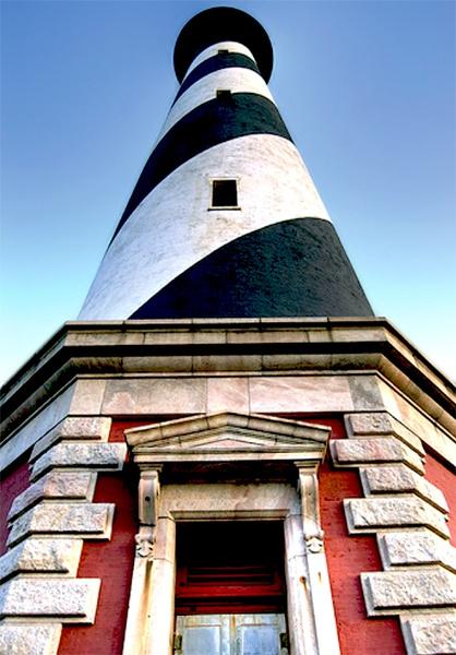 Cape Hatteras Lighthouse  Restoration