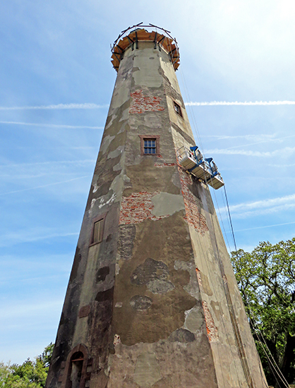 Historic Lighthouse Restoration