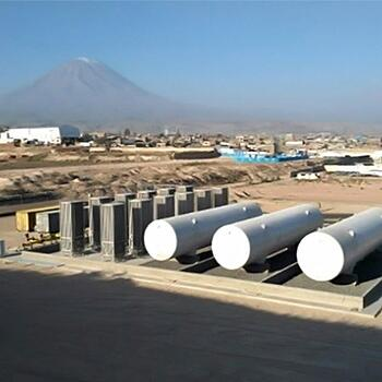 LNG & LPG Plants
