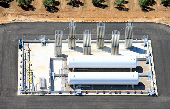 LNG / LPG Storage Plant