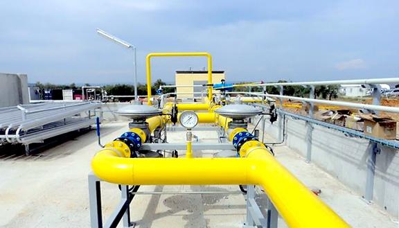 LNG/LPG Storage & Regasification Plant (SRP)