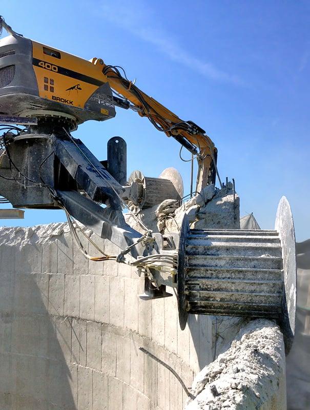 Mantis Demolition