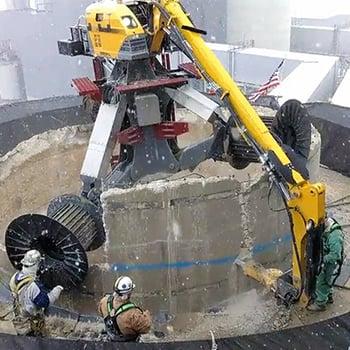 Mantis Demolition System