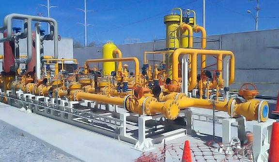 Metering & Regulating Stations