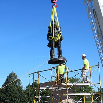 Historic Monuments Restoration & Relocation
