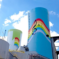 polymex-mostosal cooling tower constuction