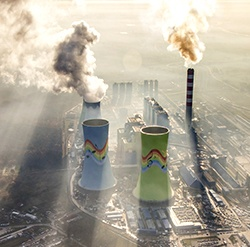 polymex-mostosal cooling towers
