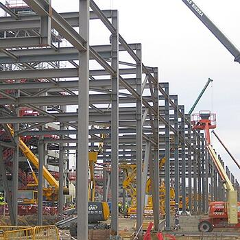 structural steel & buildings