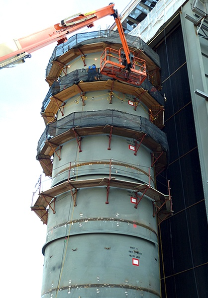 xcel-energy-cherokee-stack-construction