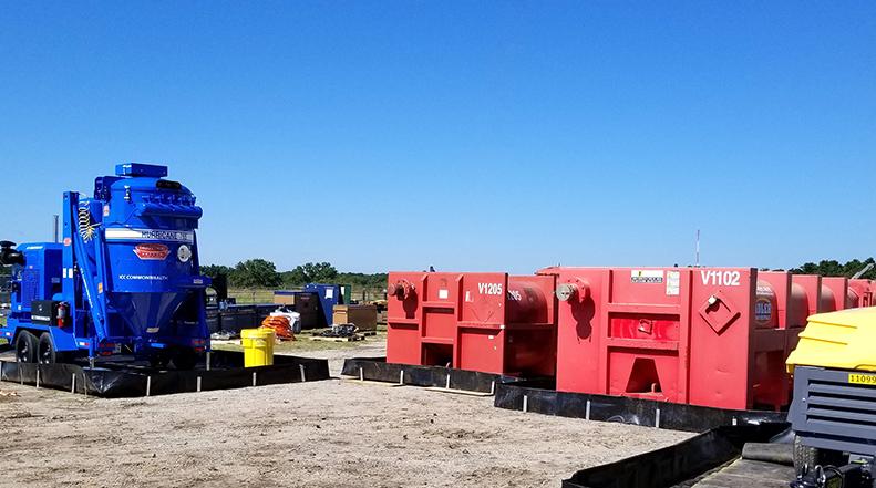 abatement equipment