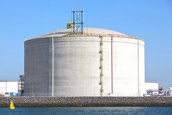LNG Tanks - Construction